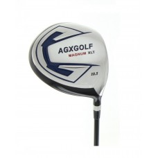 AGXGOLF LADIES RIGHT HAND MAGNUM XLT 10.5° 460 DRIVER wGRAPHITE SHAFT & HEAD COVER