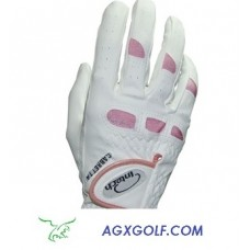 INTECH: CABRETTA GOLF GLOVES for LEFT HANDED GOLFERS: 6 PACK (Glove Fits on RIGHT HAND)