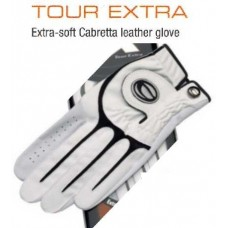 ORLIMAR TOUR EXTRA CABRETTA LEATHER GOLF GLOVES FOR RIGHT HANDED GOLFERS MEN'S 6 PACK