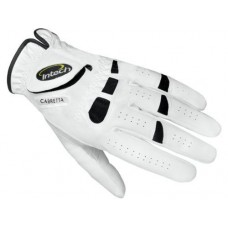 INTECH CABRETTA GOLF GLOVES for RIGHT HANDED GOLFERS: GLOVE FITS ON THE LEFT HAND
