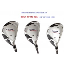 AGXGOLF LADIES MAGNUM XS SERIES #3, 4, 5 HYBRID IRONS: CHOOSE YOUR CLUB LENGTH