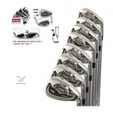 MEN'S  ACER XK SERIES IRON SET 3-9 IRON+PITCHING WEDGE:STAINLESS STEEL SHAFTS