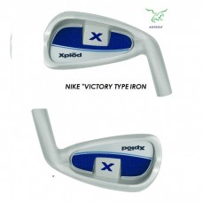 AGXGOLF XPLODE TOUR SERIES LADIES EDITION 3 or 4 IRON AVAILABLE IN PETITE (-1 INCH), REGULAR, OR TALL (PLUS 1.5 INCH)
