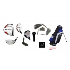 MAGNUM OVERDRIVE TOUR EDITION FULL GOLF CLUB SET: wSTAND BAG+FREE PUTTER! SELECT THE SIZE THAT FITS YOUR GAME