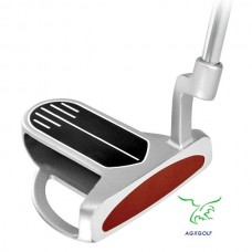 """AGXGOLF VECTOR (HT SERIES) """"TWO-BALL PUTTER"""": MEN'S LEFT HAND: AVAILABLE IN CADET, REGULAR AND TALL"""