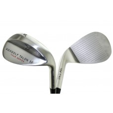 AGXGOLF Men's Right TALON TOUR CNC MILLED FACE 56 Degree SAND WEDGE Choose Length & Flex