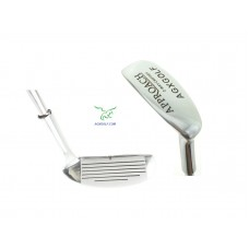 AGXGOLF: APPROACH 2-WAY CHIPPER (INTECH STYLE): USE LEFT or RIGHT HAND ALL SIZES IN STOCK! BUILT in the USA!