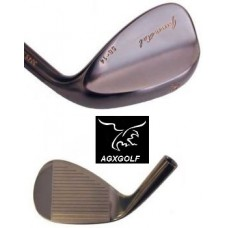 GUN METAL 56 DEGREE SAND WEDGE or 60 DEGREE LOB WEDGES LEFT HAND ALL SIZES: MENS, LADIES & JUNIORS