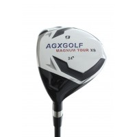 AGXGOLF XS MENS LEFT HAND 9 WOOD (24 DEGREE): AVAILABLE IN ALL LENGTHS AND FLEXES