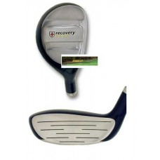 "AGXGOLF ""RECOVERY"" UTILITY CLUB FAIRWAY WOODS SET: #3 16*, #5  20* & #7 24* DEGREE MEN'S LEFT HAND"
