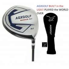 SENIOR EDITION 10.5 DEGREE 460cc FORGED 7075 OVERSIZED DRIVER: AVAILABLE IN LEFT HAND & RIGHT HAND.